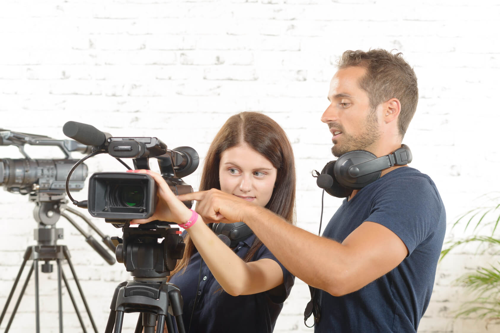 Lights, Green Screen, Camera, etc. - 5 Common Mistakes in Morning Announcements © Fotolia / philipimage