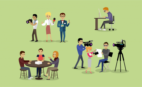 Students' Roles in Morning Announcements © fotolia / robu_s