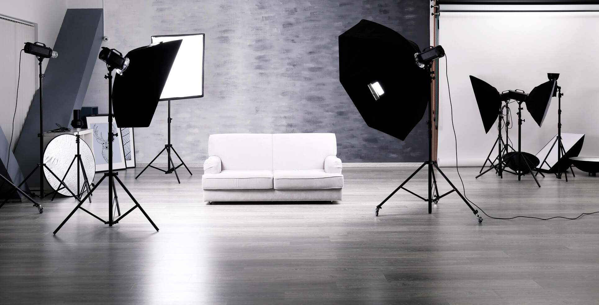 Studio Light © fotolia / Africa Studio